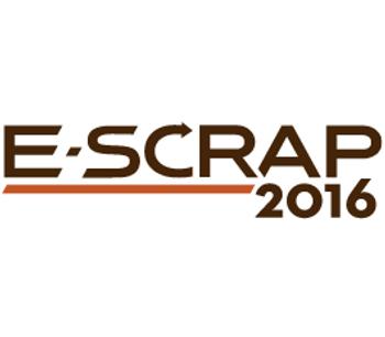 E-Scrap 2016