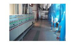 Supply of Process Equipment and Automatic Process Control Systems for Sewage Treatment Plants