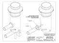 PSU-RHLB Inlet Handle Install - Operation Manual