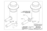 PSU-RHLB Inlet Handle Install - Operation Manual