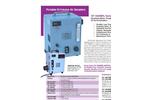 CF-1000BRL Sereis Portable Brushless Blower Air Samplers - Brochure