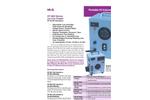 CF-900 Sereis Portable Air Samplers - Brochure