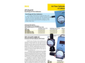 Analog and Digital AFC-HFC-XX Series Air Flow Calibrators - Brochure