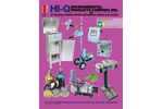 HI-Q Air Sampling & Radiation Monitoring Equipment, Systems and Accessories - 2020 Catalog