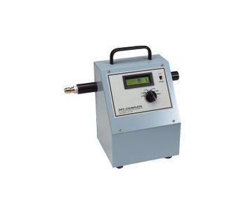 HI-Q - Model AFC-Complete Series - Digital Display with Selectable Options Air Flow Calibrators for Air Data Management