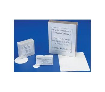 HI-Q - Glass Fiber, Ashless Cellulose & Carbon Impregnated Filter Paper