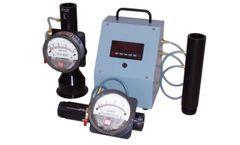 HI-Q - Model HFC-Series - Digital & Analog Style High Volume Air Flow Calibrators