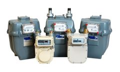 HI-Q - Model S-275, R-275, #415, MR-5, MR-8, MR-12 & SK25 - Dry Gas Totaling Meters