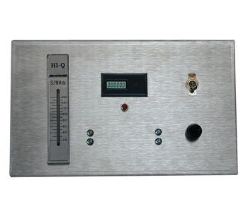 Outdoor Rated, Continuous Duty, Mobile Cart Air Sampling Systems-1