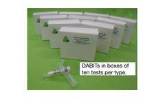FFI DABIT - Drugs Abuse Test Kits