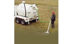 IRIS - Model PACS 1000 - Environmental Cleanup & Maintenance Unit