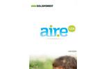 Air.e LCA - Version 3.2 - Life Cycle Assessment - Environmental Impact Calculation Software - Brochure
