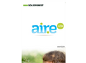 Air.e LCA - Version 3.2 - Life Cycle Assessment - Environmental Impact Calculation Software - Brochure