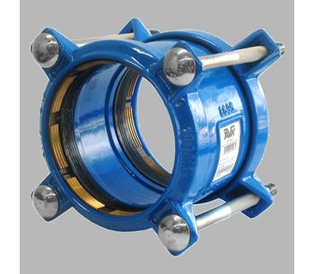 Humes - Couplings - Restrained and Unrestrained