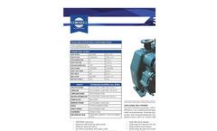 Cornell 3STH Self-Priming Pump Brochure