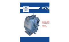 STX Series Self-Priming Pumps Brochure