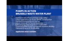 Cornell Pump Weftec Muni 2013 Promo Video