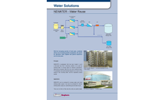 Keppel Seghers - Model AzuRO - Membrane Micro Filtration System for Water Reuse Brochure