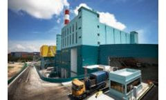 Keppel Seghers - Waste‑to‑Energy Plant