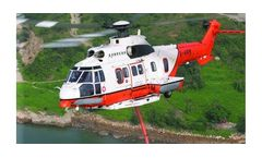 Simplex Aerospace - Model 316 - Fire Attack Aerial Firefighting System