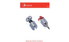 Spartan - 468 - Root Cutter - Brochure