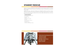 Standby Rescue- Brochure