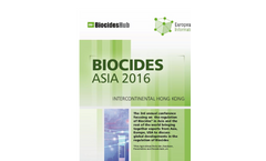 Biocides Asia Conference 2016