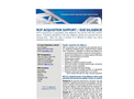 Acquisition Support and Due Diligence Services Brochure