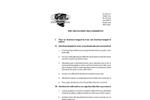 Why OSE II instead of Absorbants - Brochure