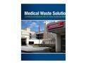 Model C/I - Medical Waste Cart Lifter