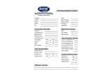 Model C/I - Fork Pocket Industrial Lifters Brochure