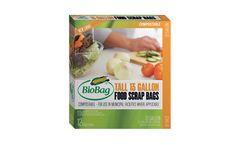 BioBag - Model 187684 - Tall 13 Gallon Food Scrap Bags