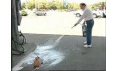 Micro-Blaze Emergency Liquid Spill Control - Spills & Leaks Video