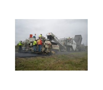 Heavy Highway Construction Services