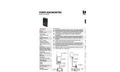 Model VSRFCAM/MONTRX - Wireless RF Option - Datasheet