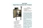 DiCom - Single Point Continuous H2S Perimeter Monitor Brochure