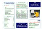 VaporRemed - Eliminates Fumes From Heating Oil Brochure