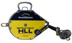Guardian - Retractable Horizontal Lifeline