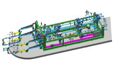 LNG Metering and Loading/Unloading Skid