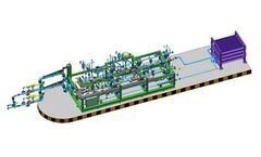LNG Unloading Skid