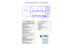 10 Inch Containment Boom - Specifications