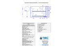 18 Inch Containment Boom - Specifications