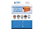 Texas Boom Company - Marketing Flyer