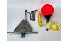 TBC - Danforth Anchor Kit