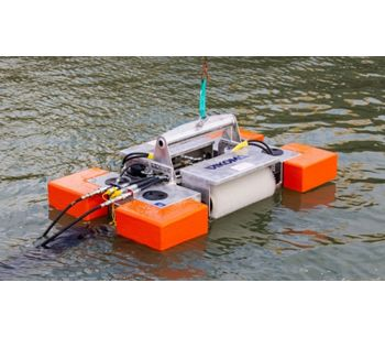 TBC - Model Sea Devil - Oil Skimmer