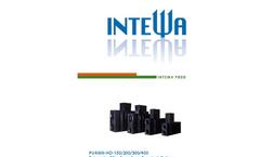 Purain - Rainwater Filter Installation and User Manual