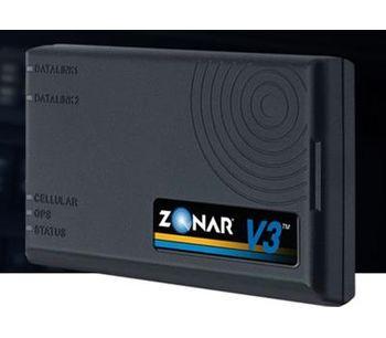 Zonar - Model V3 and V3R - Telematics Devices