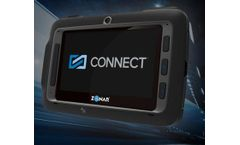 Zonar Connect - Mobile Communications Tablet