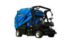 Model TV30 - Turf Vacuum Sweeper