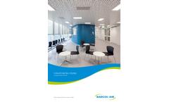 Metal Chilled Ceilings - Brochure